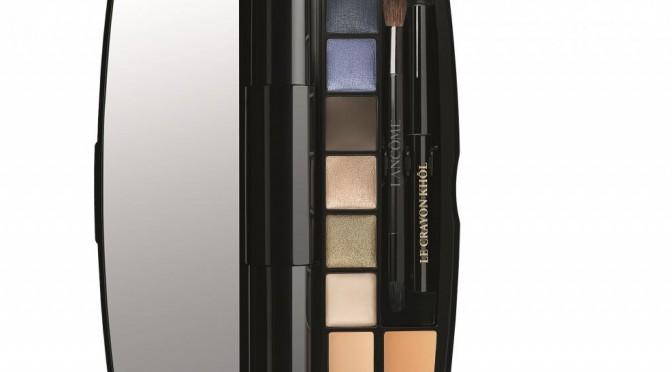 Lancôme signe une nouvelle palette make-up dédiée aux globe-trotteuses